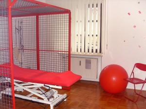 Praxis Arlet Behandlungszimmer 1a